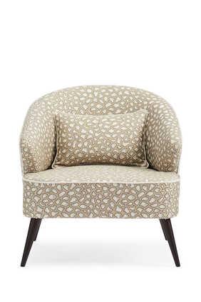 كرسي ذا ميلاني بذراع