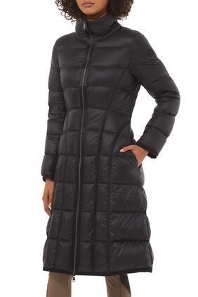 معطف بلفاليا طويل