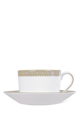 فنجان شاي فيرا وانغ ليس بلون ذهبي