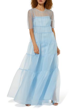 فستان هاياسنث أورجانزا بطبقات