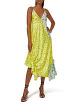 فستان جويس مطبوع