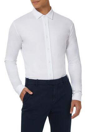 قميص قطن مطاطي