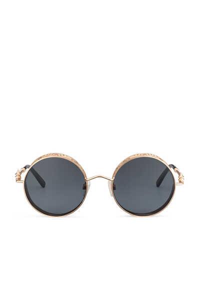 نظارة شمسية مينوديير بنقشة سعف النخيل