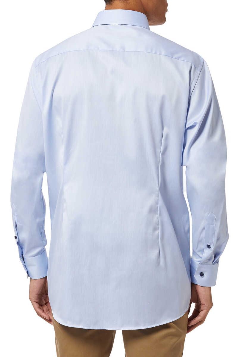 قميص بنقشة بيزلي بلون باهت image number 3