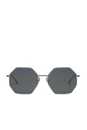 نظارة شمسية جين سيلفر سموك