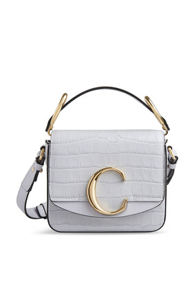 حقيبة كلوي ميني بشعار C