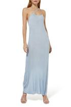 فستان نور مضلع