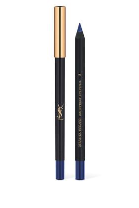 قلم محدد عيون ديزين دو ريغارد مضاد للماء قابل للف