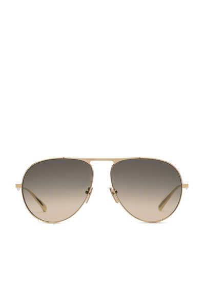 نظارة شمسية أفياتور بإطار معدني
