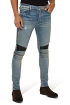 بنطال جينز MX2 برقع جلد