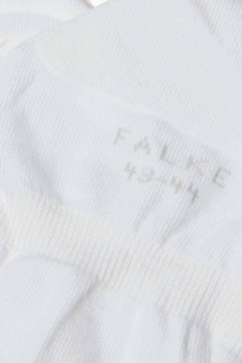 جوارب ستيب خفية أبيض image number 3