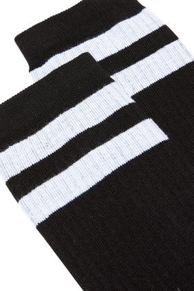 جوارب قطن بشعار VLTN فالنتينو غارافاني