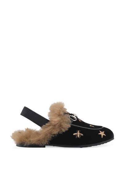 حذاء برينستاون سهل الارتداء بنقشة نجوم ونحل